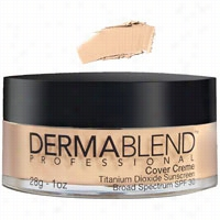 Dermablend Cover Creme Pale Ivory 1 oz