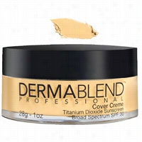 Dermablend Cover Creme Warm Ivory 1 oz