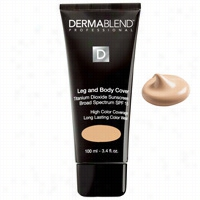 Dermablend Leg and Body Cover Light 3.4 oz