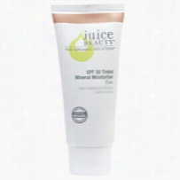 Juice Beauty SPF 30 Tinted Mineral Moisturizer Tan 2 oz