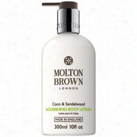 Molton Brown Coco and Sandalwood Body Lotion 10 oz