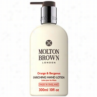 Molton Brown Orange and Bergamot Hand Lotion 10 oz