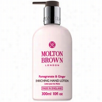 Molton Brown Pomegranate and Ginger Hand Lotion 10 oz