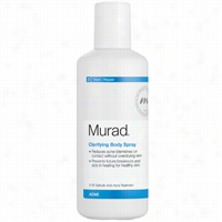 Murad Clarifying Body Spray 4 oz