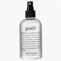 Philosophy Amazing Grace Perfumed Body Spritz 8oz