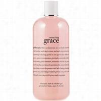 Philosophy Amazing Grace Shampoo Bath and Shower Gel 16 oz
