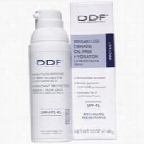 DDF Weightless Defense Hydrator UV Moisturizer SPF 45 1.7 oz