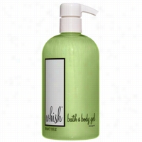 Whish Lemongrass Three Whishes Body Wash 13 oz