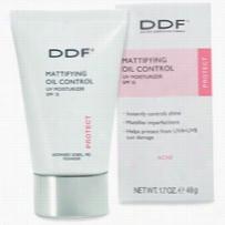 DDF Mattifying Oil Control UV Moisturizer SPF 15 1.7 oz