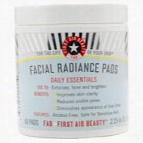 First Aid Beauty Facial Radiance Pads 60 ct