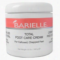 Barielle Total Foot Care Cream 12 oz