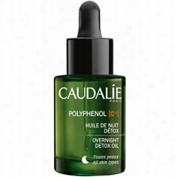 Caudalie Polyphenol C15 Overnight Detox Oil 1 oz