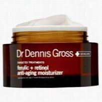 Dr Dennis Gross Ferulic Plus Retinol AntiAging Moisturizer 1.7 oz