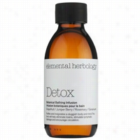 Elemental Herbology Detox Botanical Bathing Infusion 5 oz