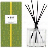 NEST Fragrances Reed Diffuser Lemongrass and Ginger 5.9 oz