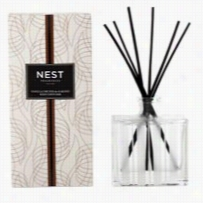 NEST Fragrances Reed Diffuser Vanilla Orchid and Almond 5.9 oz