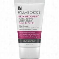 Paulas Choice Skin Recovery Replenishing Moisturizer 2 oz
