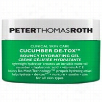 Peter Thomas Roth Cucumber DeTox Bouncy Hydrating Gel 1.7 oz