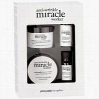 Philosophy AntiWrinkle Miracle Worker Trial Kit