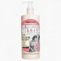 Soap and Glory The Righteous Butter Body Lotion 16.2 oz