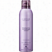Alterna Caviar Volume Thick and Full Volumizing Mousse 8.2 oz