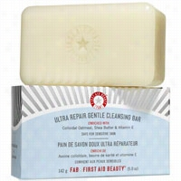 First Aid Beauty Ultra Repair Gentle Cleansing Bar 5 oz