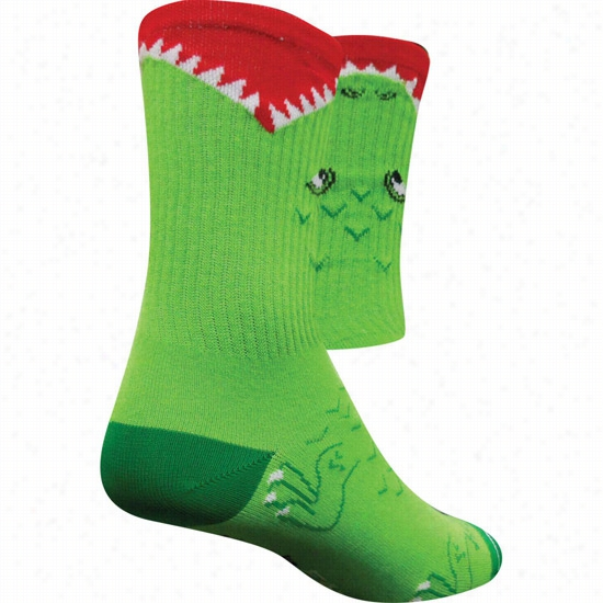 Sock Guy Alligator Sock