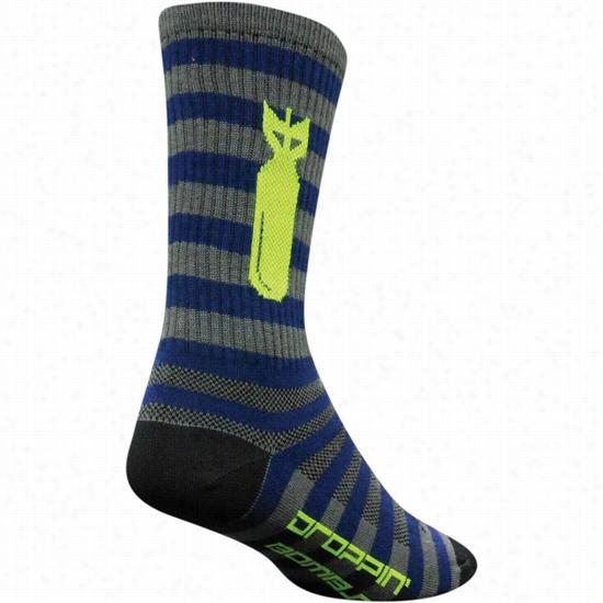 Sock Guy Bomber II Sock