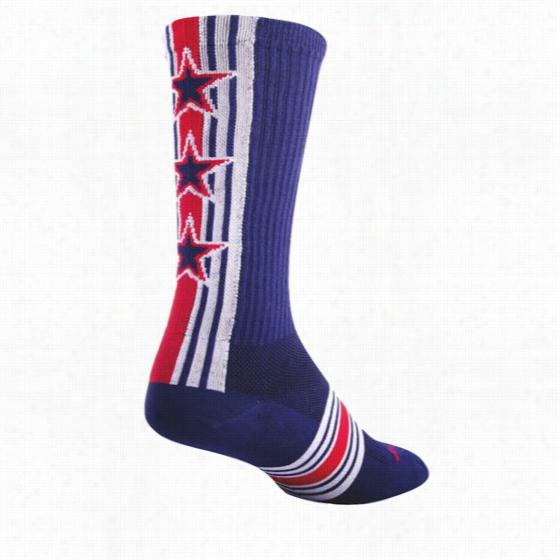 Sock Guy Derby Crew Sock