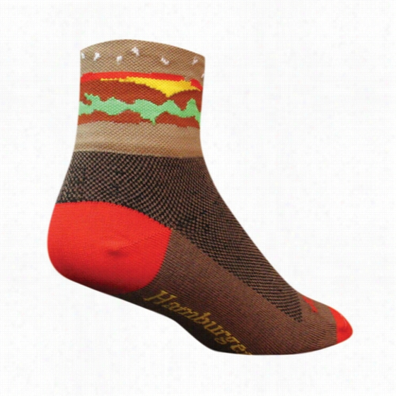 Sock Guy Hamburger Sock