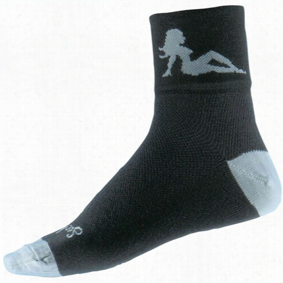 Sock Guy Mud Flap Quarter Socks