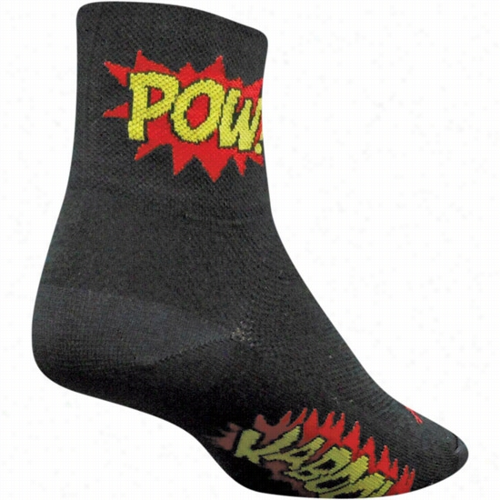 Sock Guy Pow Sock