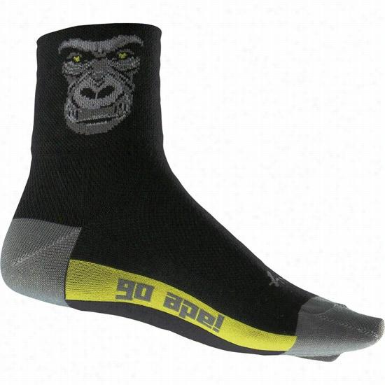 Sock Guy Silverback Sock