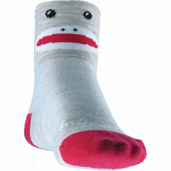 "Sock Guy Sock Monkey 3"" Sock"