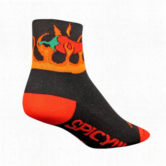 Sock Guy Spicy Sock