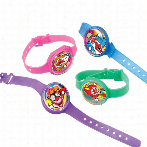 Clown Puzzle Watches