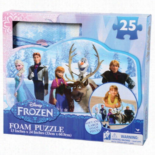 Disney's 'Frozen' Foam Puzzle Mat