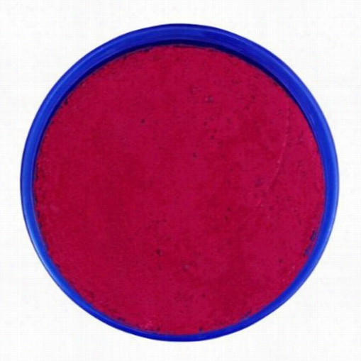 Individual Color Face Paint - Bright Red