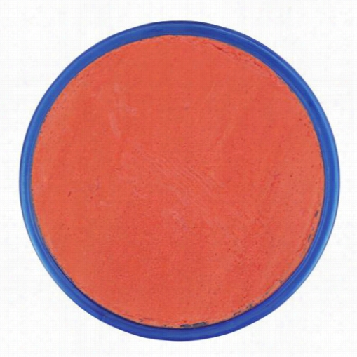 Individual Color Face Paint - Orange