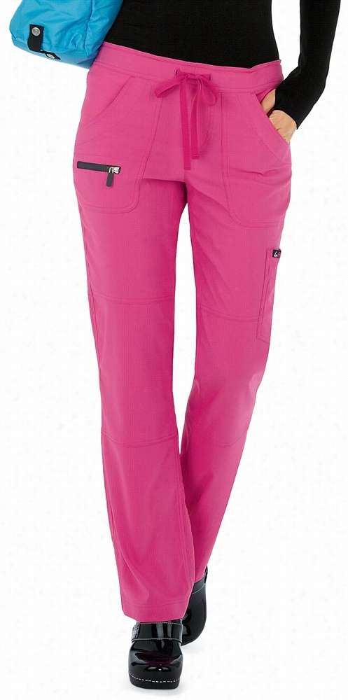 Lite Peace Cargo Pant Flamingo/ste X-Small