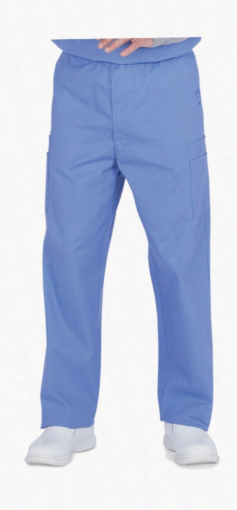 Mens Cargo Pant Caribbean Blue Medium Tall