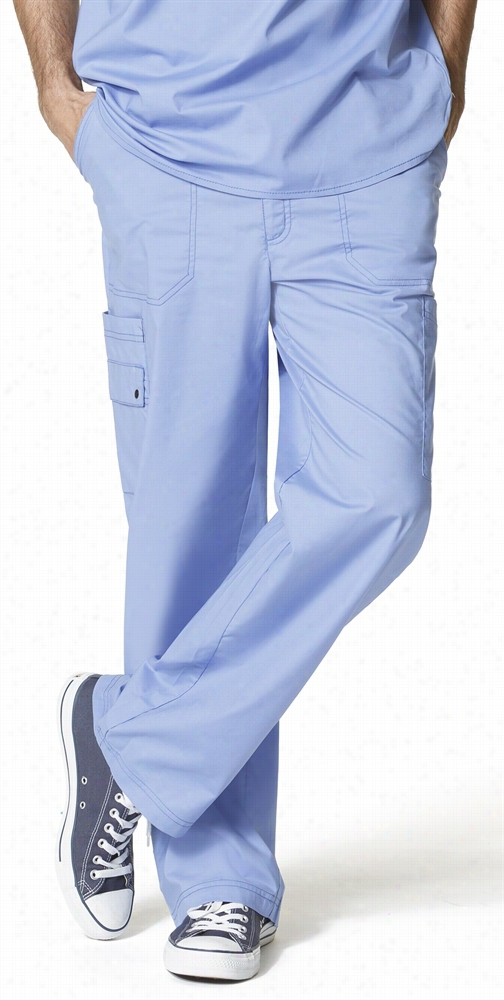 Mens Loyal Pant Caribbean Blue Small Tall